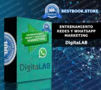 Entrenamiento en Redes y WhatsApp Marketing