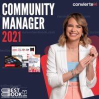 Community & content manager 2021 – Vilma Nuñez