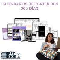 Calendario de Contenidos 365 días – Anngi Avila